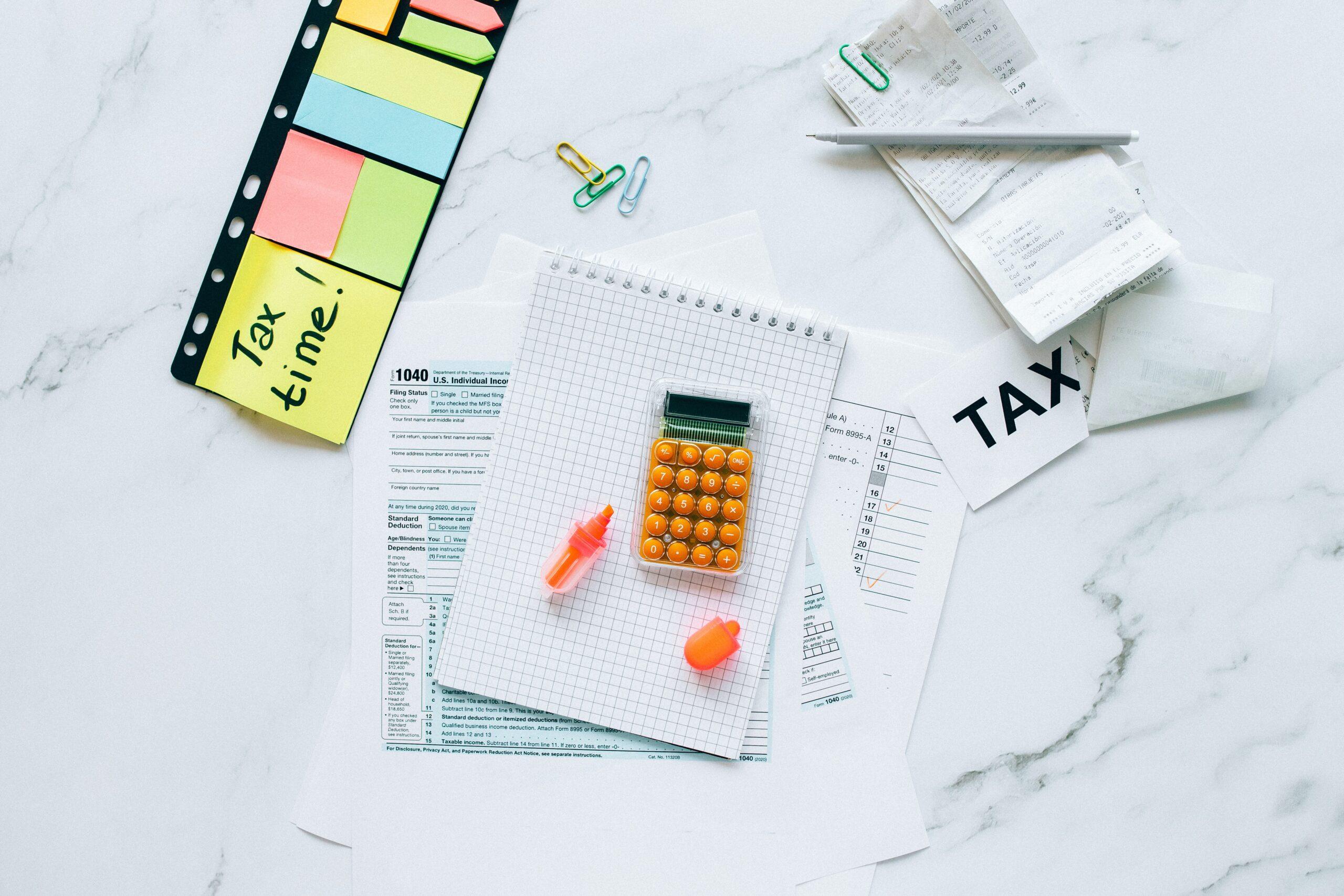 Tax Migration
